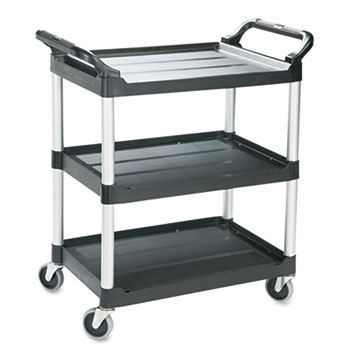 This Rubbermaid cart uses 3424 L6 parts